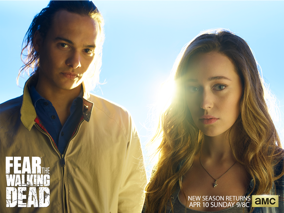 《驚嚇陰屍路》Fear the Walking Dead 歐美影集檔案007