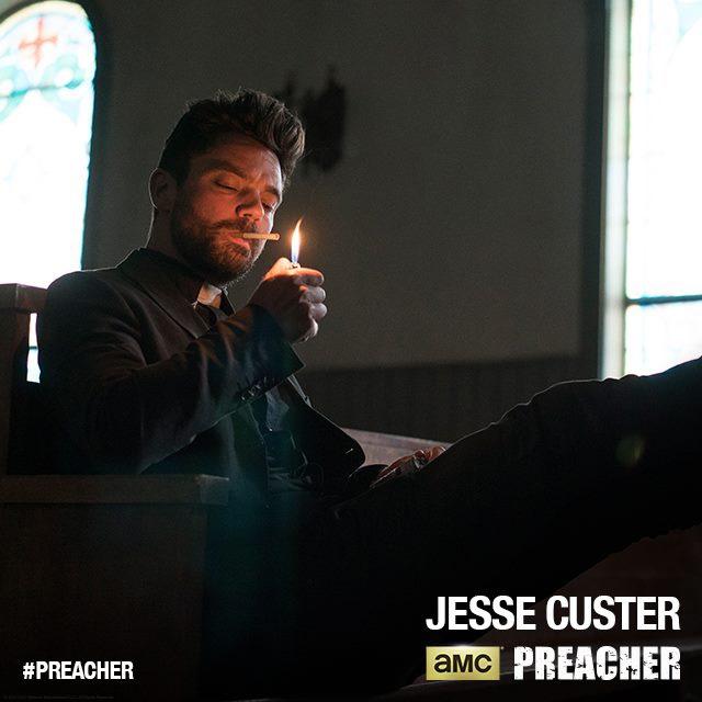 《傳教士》Preacher  歐美影集檔案004
