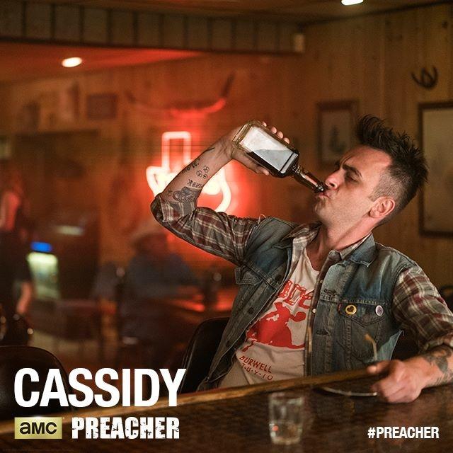 《傳教士》Preacher  歐美影集檔案002