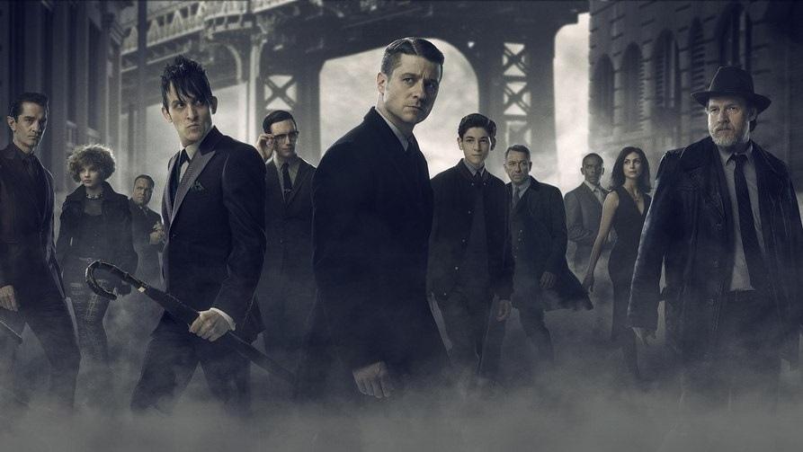《哥譚市》Gotham 歐美影集檔案010