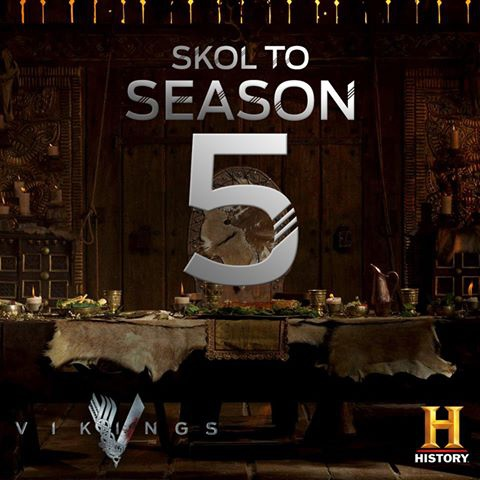《維京傳奇》Vikings 歐美影集檔案002