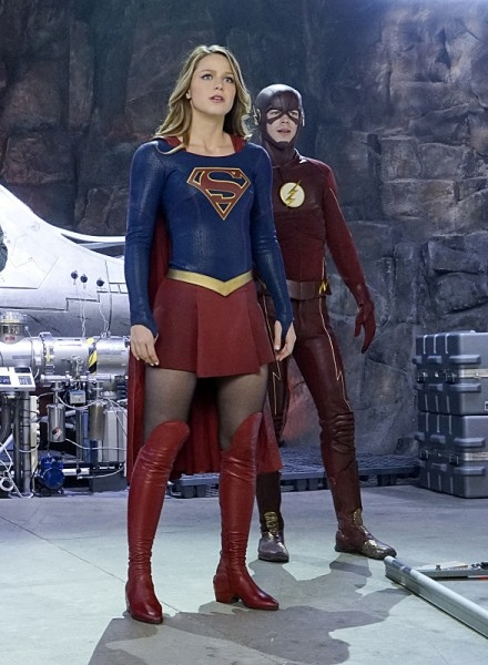 《閃電俠》The Flash 《超女》Supergirl 歐美影集檔案008