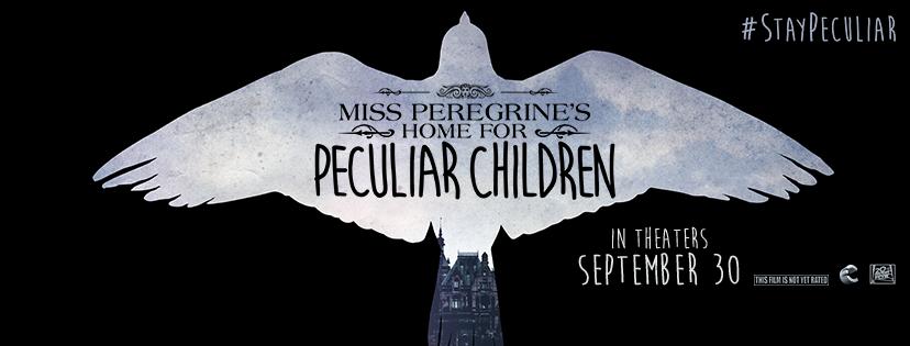 《怪奇孤兒院》Miss Peregrine s Home for Peculiar Children 歐美影集檔案001