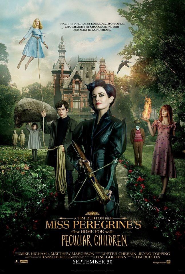 《怪奇孤兒院》Miss Peregrine s Home for Peculiar Children 歐美影集檔案011