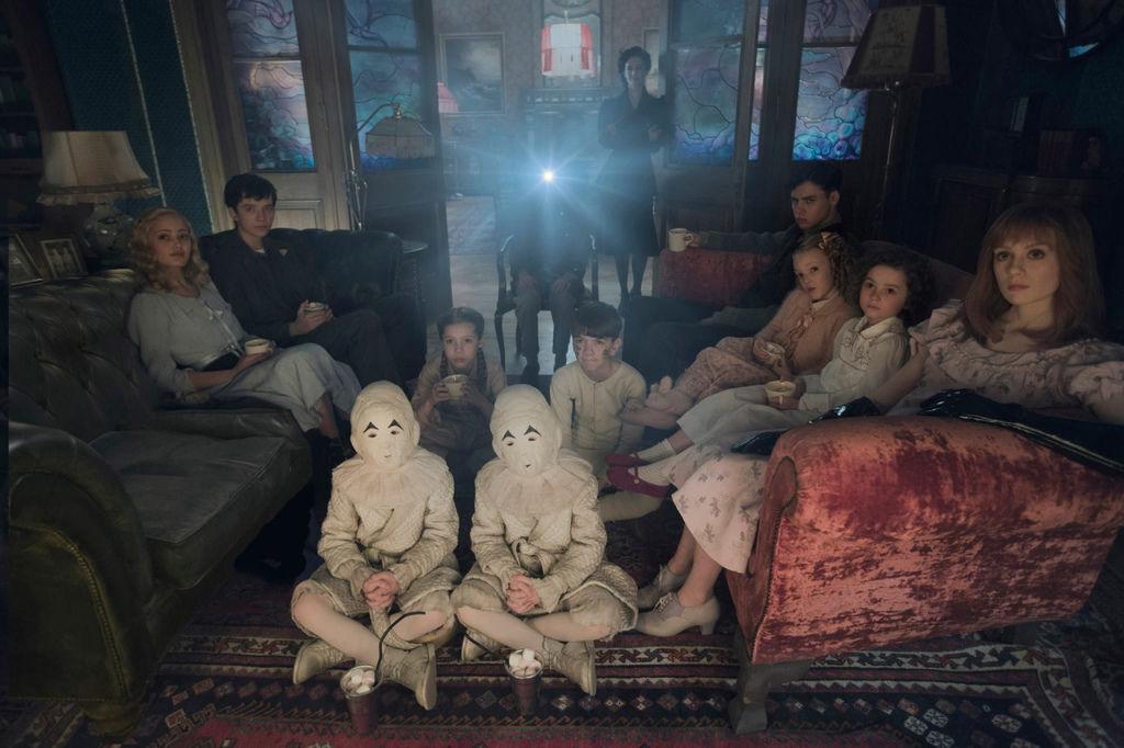 《怪奇孤兒院》Miss Peregrine s Home for Peculiar Children 歐美影集檔案008