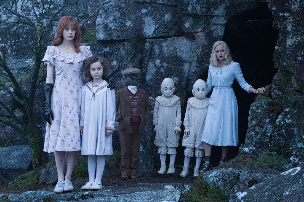 《怪奇孤兒院》Miss Peregrine s Home for Peculiar Children 歐美影集檔案003