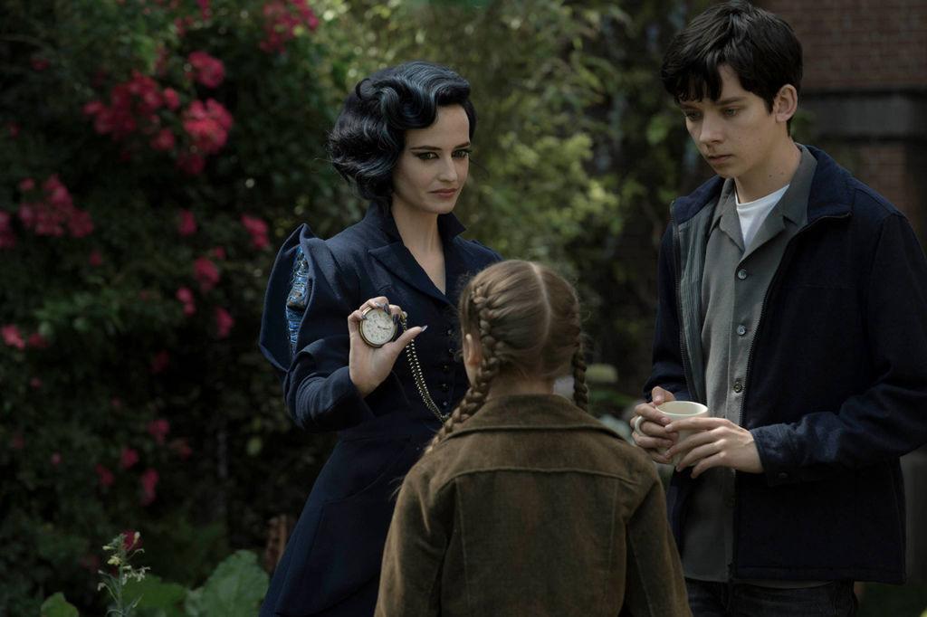 《怪奇孤兒院》Miss Peregrine s Home for Peculiar Children 歐美影集檔案002