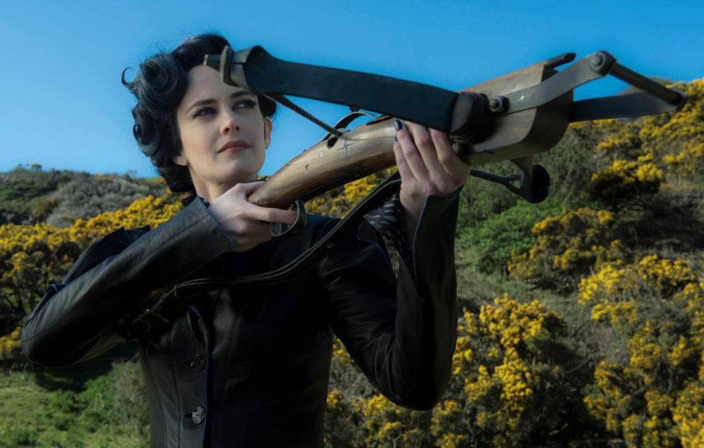 《怪奇孤兒院》Miss Peregrine s Home for Peculiar Children 歐美影集檔案006