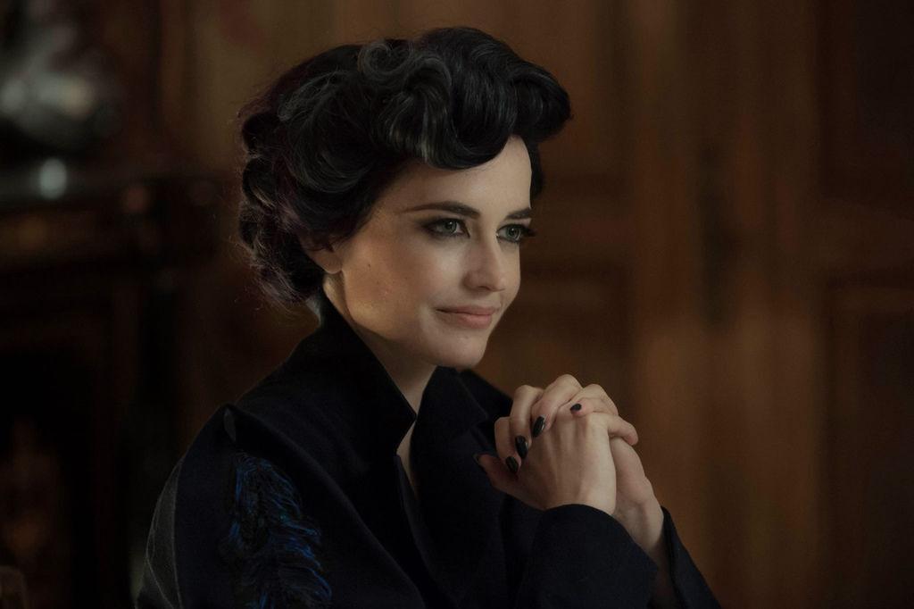 《怪奇孤兒院》Miss Peregrine s Home for Peculiar Children 歐美影集檔案013
