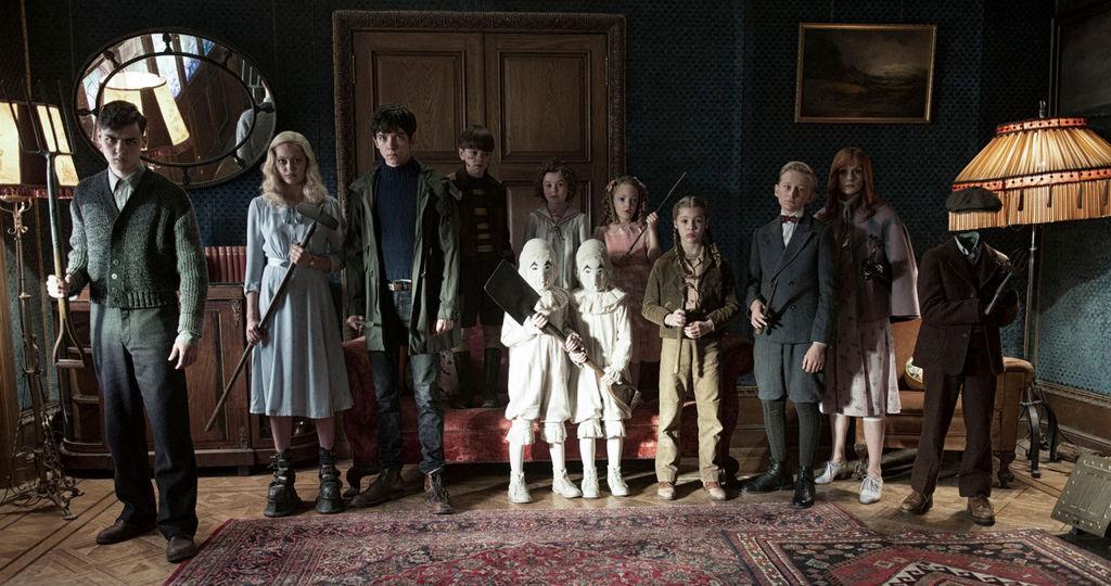 《怪奇孤兒院》Miss Peregrine s Home for Peculiar Children 歐美影集檔案007