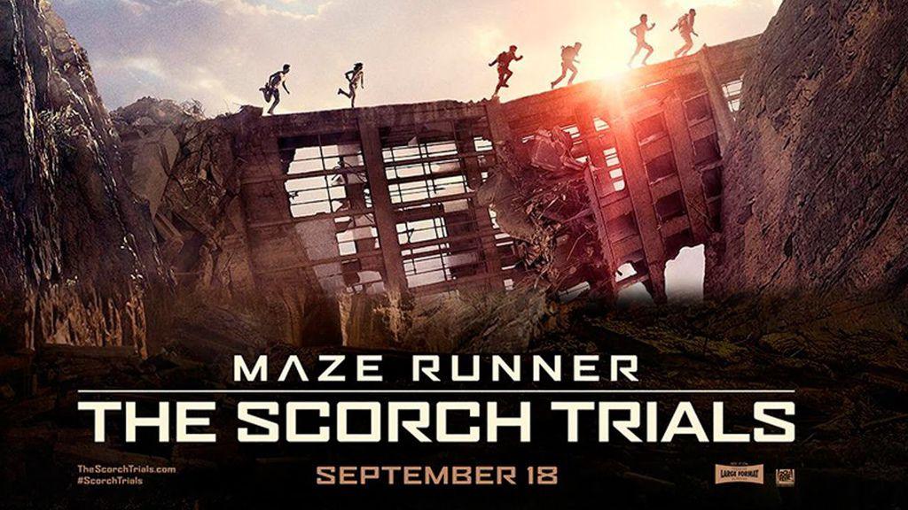 《移動迷宮3:死亡解藥》Maze Runner The Death Cure歐美影集檔案001