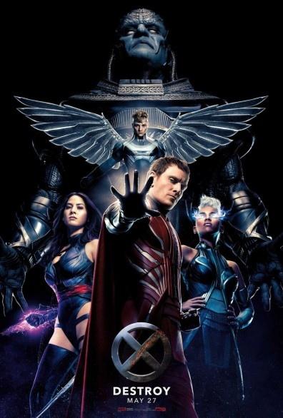 《X戰警:天啟》X-Men Apocalypse 歐美影集檔案013