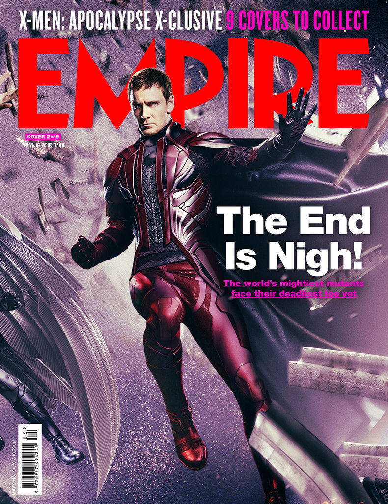 《X戰警:天啟》X-Men Apocalypse 歐美影集檔案003