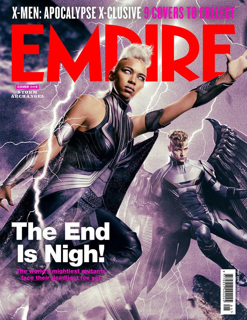 《X戰警:天啟》X-Men Apocalypse 歐美影集檔案002