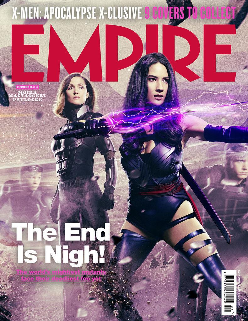 《X戰警:天啟》X-Men Apocalypse 歐美影集檔案009