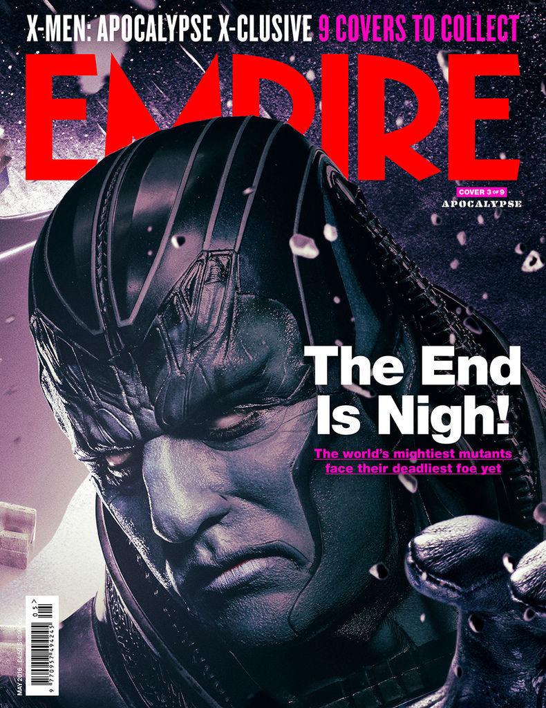 《X戰警:天啟》X-Men Apocalypse 歐美影集檔案004