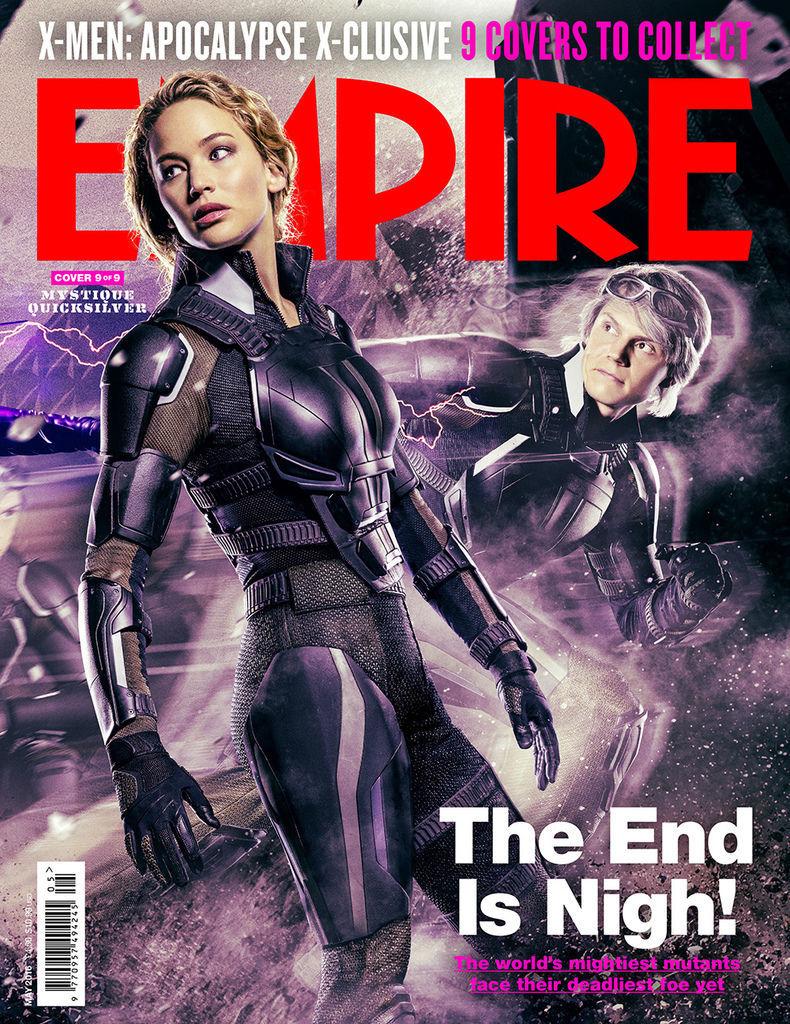 《X戰警:天啟》X-Men Apocalypse 歐美影集檔案010
