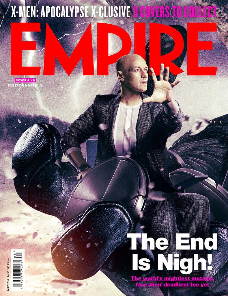 《X戰警:天啟》X-Men Apocalypse 歐美影集檔案005