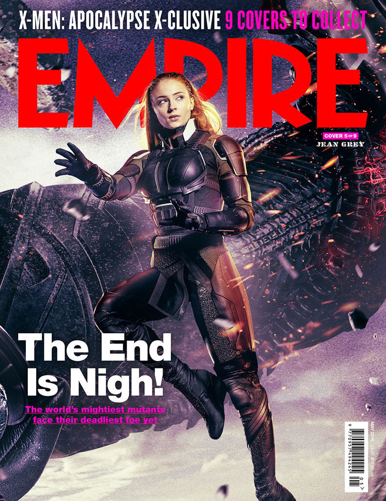 《X戰警:天啟》X-Men Apocalypse 歐美影集檔案006