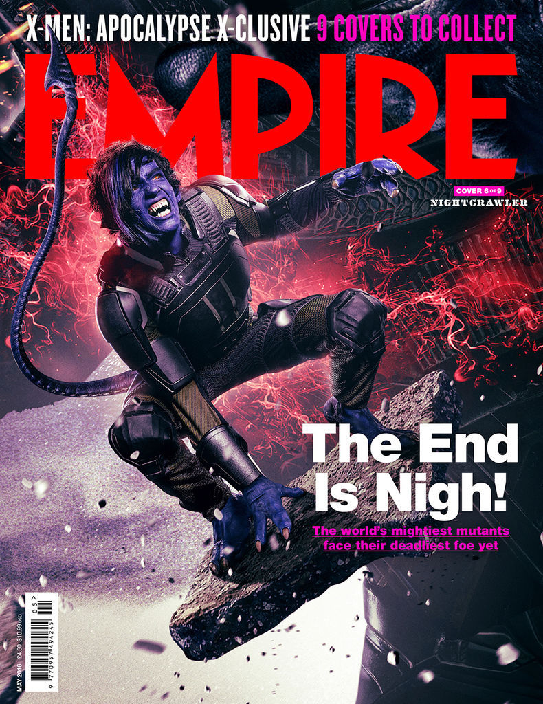 《X戰警:天啟》X-Men Apocalypse 歐美影集檔案007