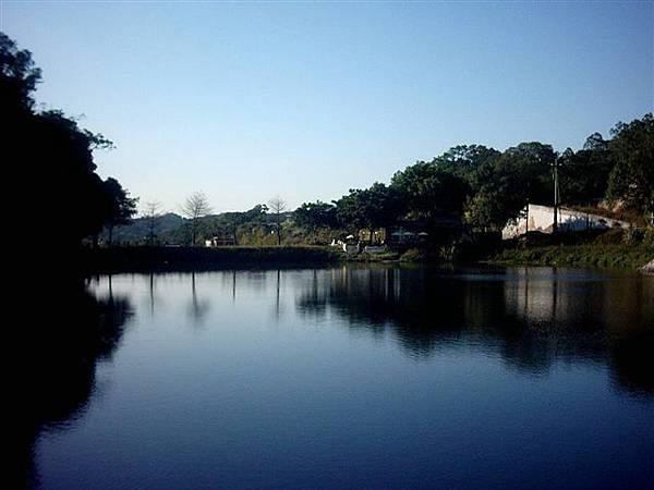 12寮的湖光山色超棒