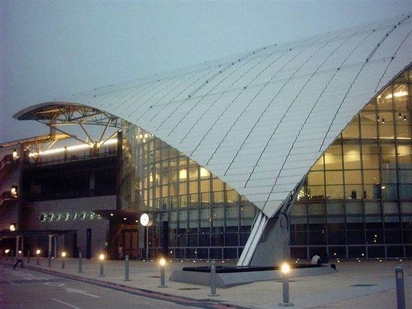 它是2002威尼斯雙年展最佳設計獎