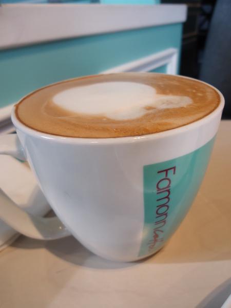 Famonn Coffee.曼咖啡(美村店):【台中早午餐】Famonn Coffee 曼咖啡