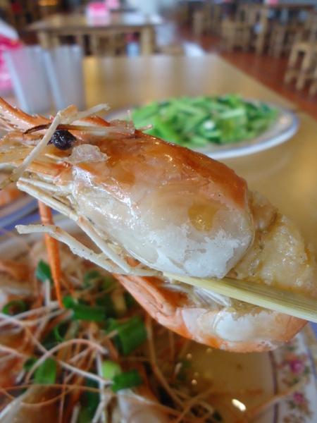 黃金海岸活蝦之家(台中店):【黃金海岸活蝦之家台中店】來台中嘗嘗現撈鮮煮的活蝦料理吧~~