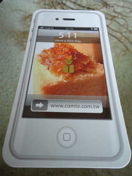 康堤創意烘培:【台中團購宅配】iPhone也能吃?! 3C產品 X 鳳梨酥~~康堤創意烘焙