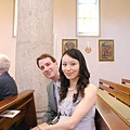 婚禮教堂裏