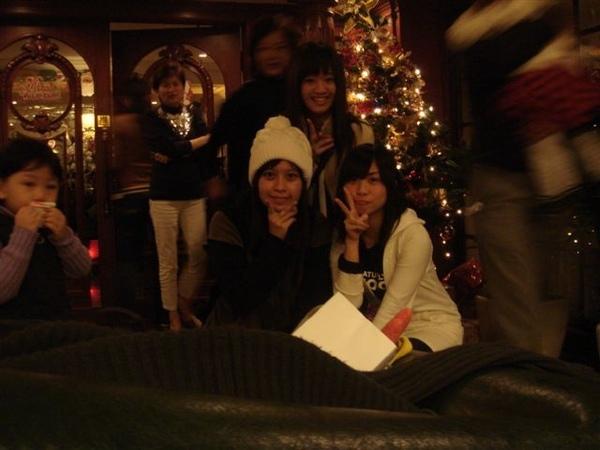 【Dec. 2oo8.】聖誕趴絮。