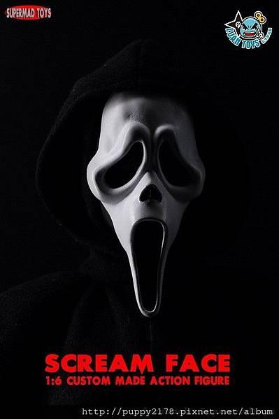SUPERMAD-TOYS-SCREAM-驚聲尖叫-GHOST-FACE-幽靈殺手-鬼面殺手-10