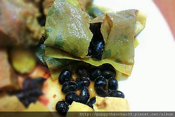 黑豆滷排骨(茶包拆開也可直接食用)