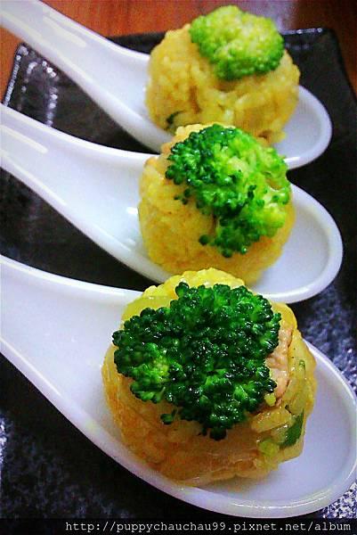 薑黃炒飯飯糰子
