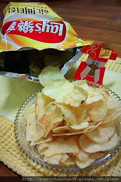樂事蜂蜜奶油口味洋芋片-4