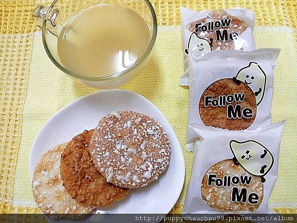 旺旺新口味雪餅【Follow Me法樂米 風味餅】(17)