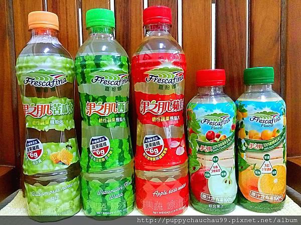 嘉紛娜果之肌鹼性蔬果機能水、果之肌全果汁(2)