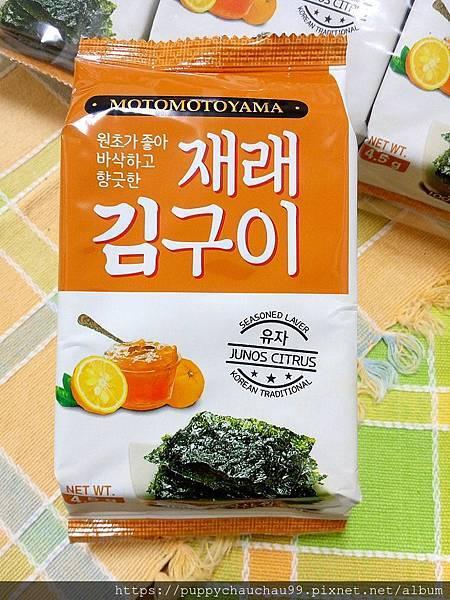 MOTOMOTOYAMA朝鮮海苔--檸檬玫瑰鹽風味:柚香風味(3).jpg