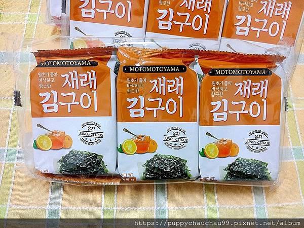 MOTOMOTOYAMA朝鮮海苔--檸檬玫瑰鹽風味:柚香風味(2).jpg