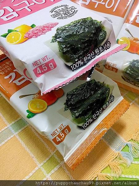 MOTOMOTOYAMA朝鮮海苔--檸檬玫瑰鹽風味:柚香風味(8).jpg