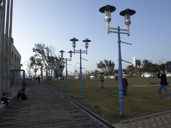 旅遊服務中心旁