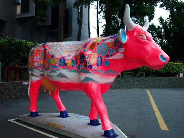 我的祖國台灣美麗的牛