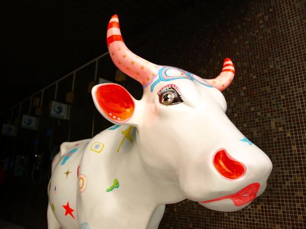 台灣少女牛