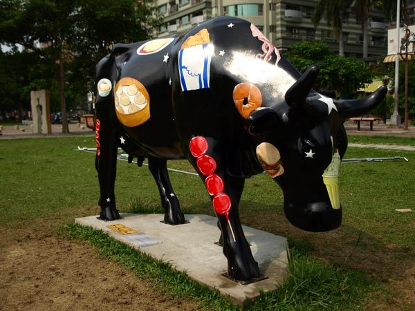 台灣夜市牛
