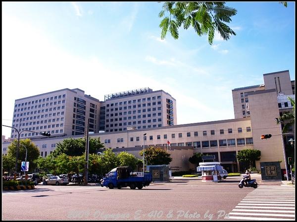 曾經待過三年的地方....成大醫學院