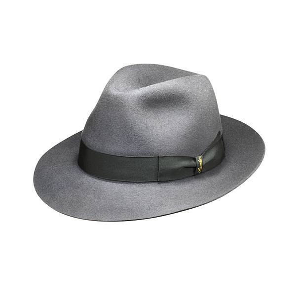 Grey fedora 300dpi