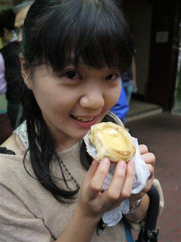 檀島咖啡餅店-蛋塔