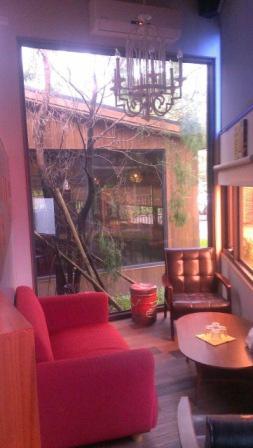 空姐的餐廳內部II