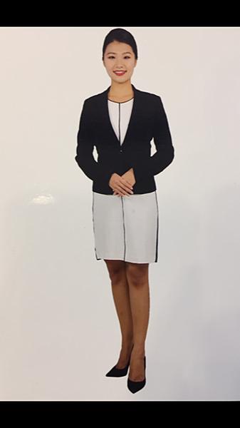 新加坡酷航空姐
