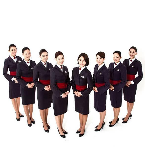 易斯達航空空姐